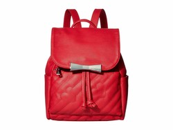 Betsey Johnson Red Bb19385 Backpack - Thumbnail