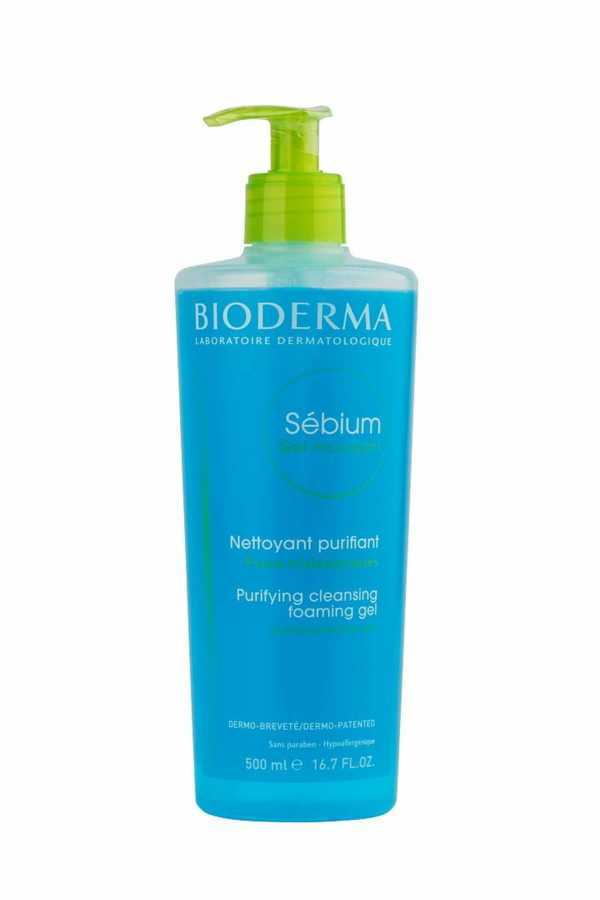 Bioderma Sebium Purifying Cleansing Foaming Gel 16.9 oz