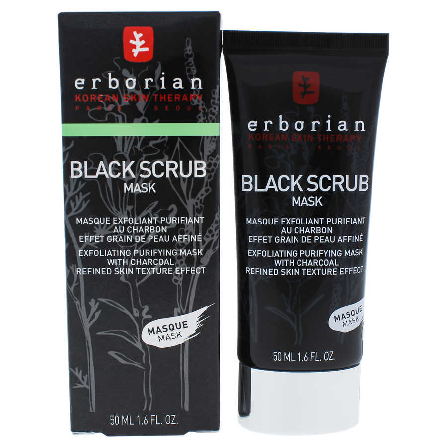Black Scrub Mask 1,6oz
