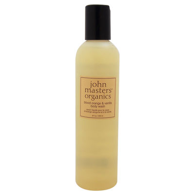 John Masters Organics - Blood Orange & Vanilla Body Wash 8oz