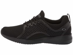 Bobs From Skechers Women Black Bobs Squad - Pocket Ace Lifestyle Sneakers - Thumbnail