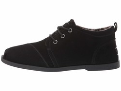 Bobs From Skechers Women Black Chill Luxe - Windy Roads Chukka Boots - Thumbnail