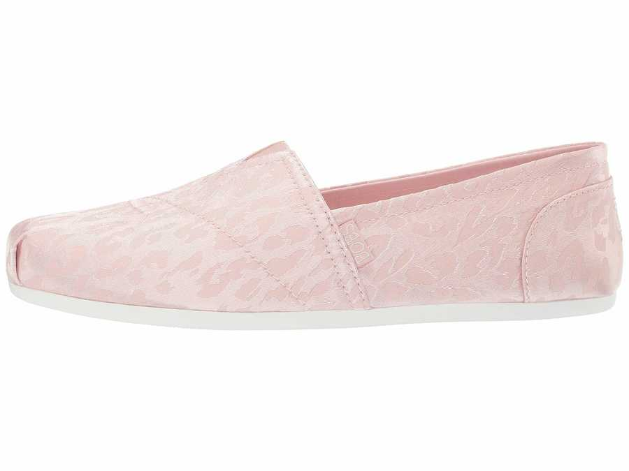 Bobs From Skechers Women Blush Bobs Plush - Spring Tiger Loafers