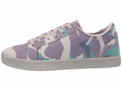 Bobs From Skechers Women Lavender Multi Bobs Rugged Lifestyle Sneakers - Thumbnail