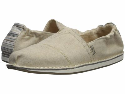 Bobs From Skechers - Bobs From Skechers Women Natural Bobs Chill Flats