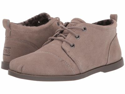 Bobs From Skechers - Bobs From Skechers Women Taupe Chill Luxe - Windy Roads Chukka Boots