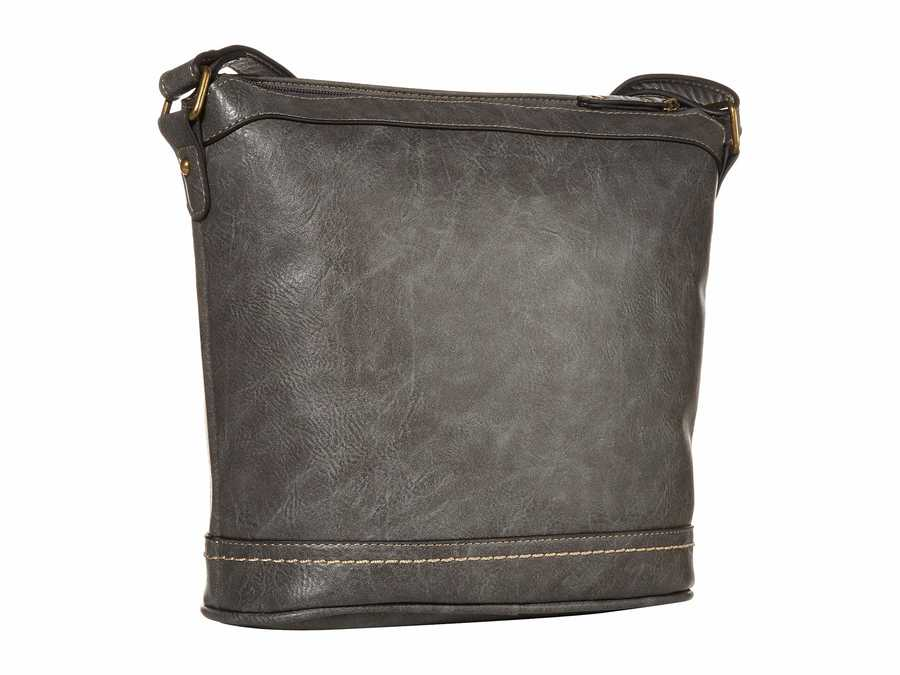 B.O.C. Charcoal 2 Amherst Cross Body Bag