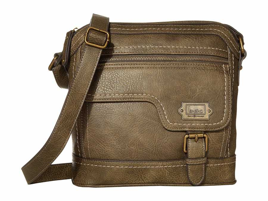 B.O.C. Olive Dakota Cross Body Bag
