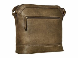 B.O.C. Olive Dakota Cross Body Bag - Thumbnail