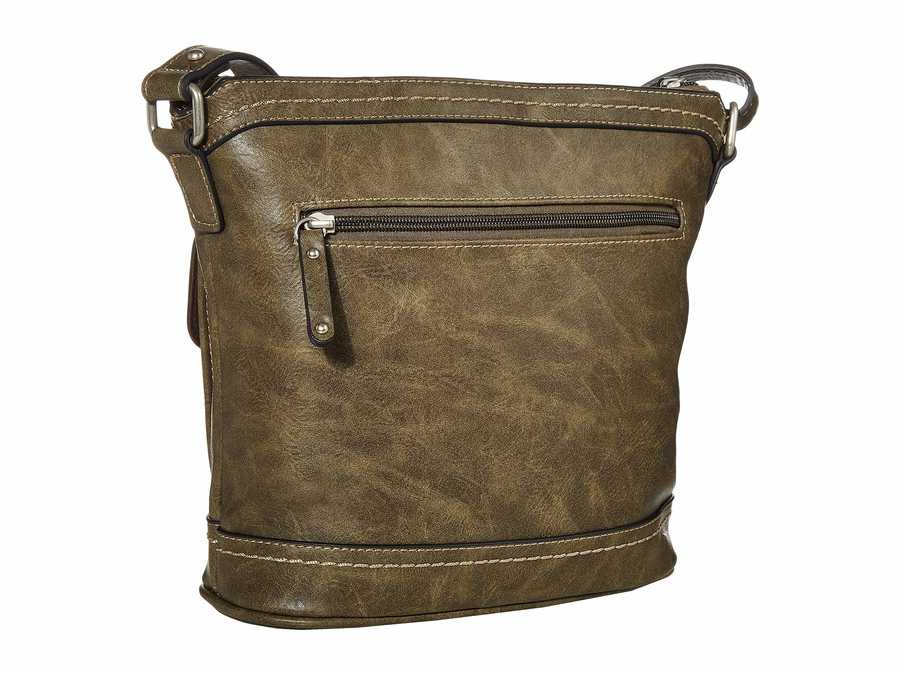 B.O.C. Olive Remington Cross Body Bag