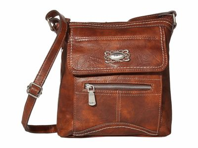 B.O.C. - B.O.C. Saddle Bronson Organizer Cross Body Bag