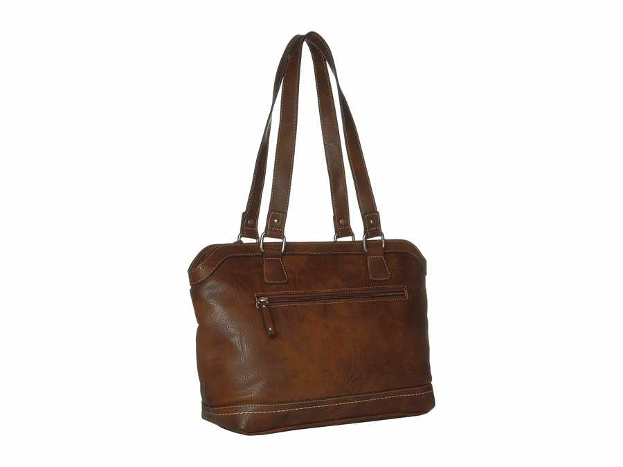B.O.C. Saddle Bronson Tote Handbag