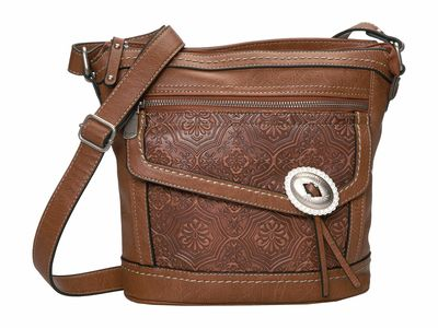 B.O.C. - B.O.C. Saddle Remington Cross Body Bag