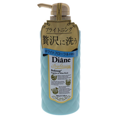 Moist Diane - Body Soap - White Floral 17,6oz
