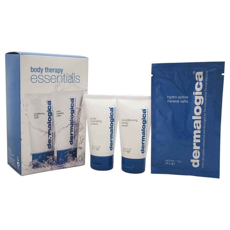 Body Therapy Essentials Kit 3Pc Kit