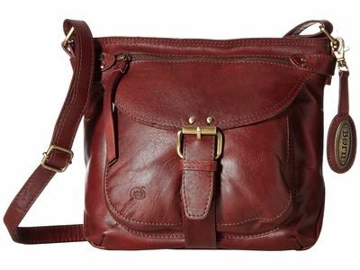 Born - Born Wine Pearce Cross Body Bag