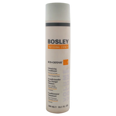 Bosley - Bos-Defense Volumizing Conditioner for Normal To Fine Color-Treated Hair 10,1oz