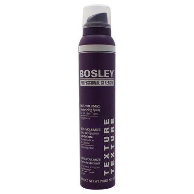 Bosley - Bos Volumize Texturizing Spray 6oz
