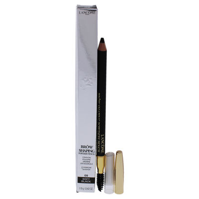 Lancome - Brow Shaping Powdery Pencil - 09 Soft Black 0,042oz