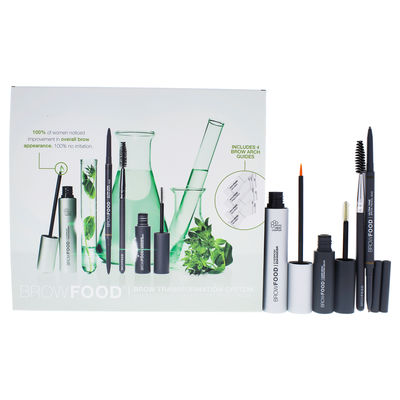 BrowFood Brow Transformation System 5Pc Kit
