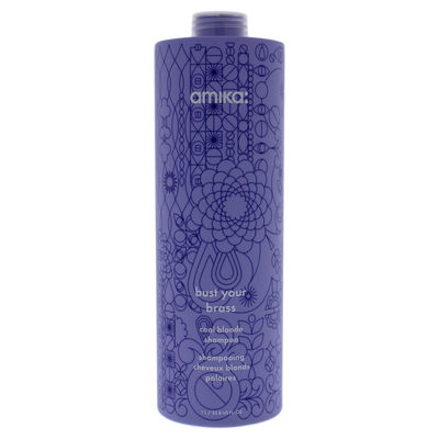 Amika - Bust Your Brass Cool Blonde Shampoo 33,8oz