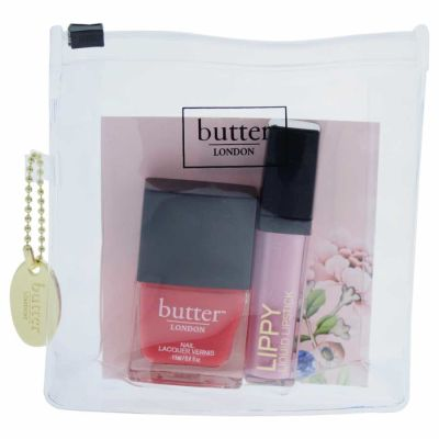 Butter London - Butter London Pink Pops Lip & Tips Collection 2 Pc Kit