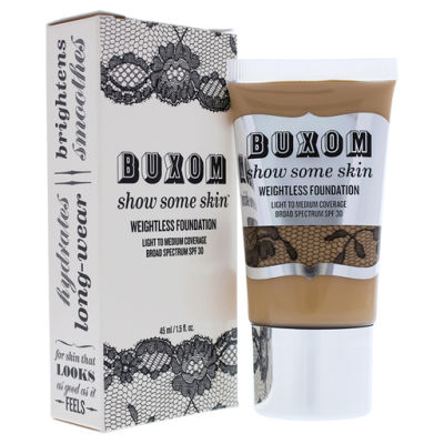 Buxom - Buxom Show Some Skin Weightless Foundation SPF 30 - Silky Negli-Beige 1.5 oz