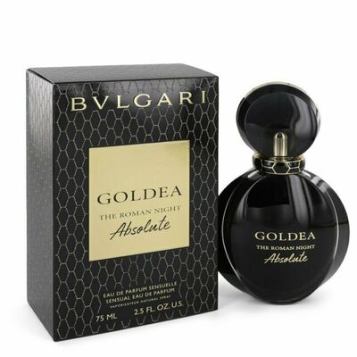 Bvlgari - Bvlgari Goldea The Roman Night Absolute 75 ML EDP Women Perfume (Original Perfume)