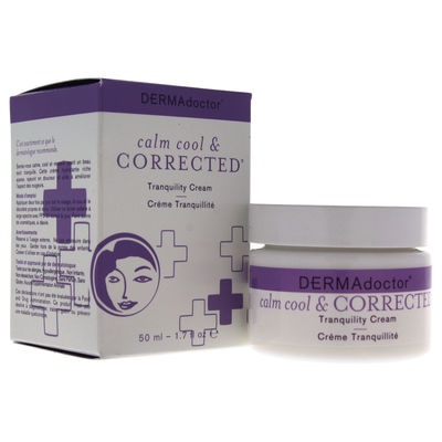 DERMAdoctor - Calm Cool Corrected Tranquility Cream 1,7oz