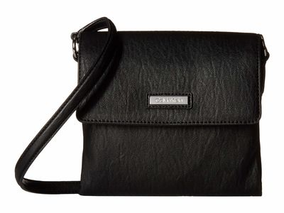 Calvin Klein - Calvin Klein Black/Silver Bubble Lamb Novelty Original Cross Body Bag