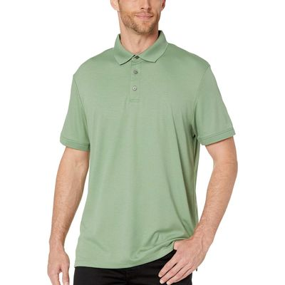 Calvin Klein - Calvin Klein Bright Moss The Liquid Touch Polo
