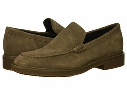 Calvin Klein Men Army Fatigue Vance Loafers - Thumbnail