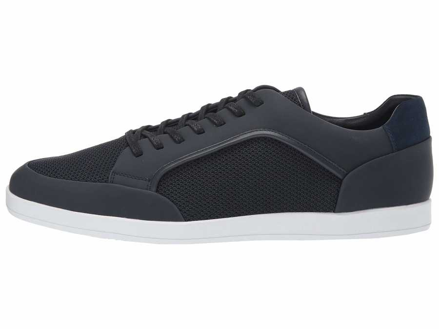Calvin Klein Men Dark Navy Maxen Lifestyle Sneakers