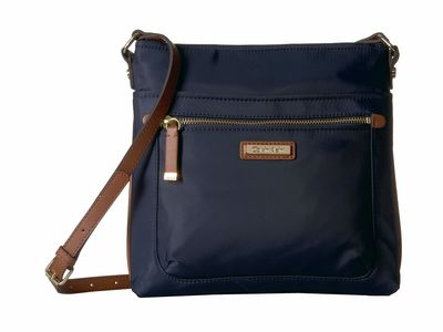 Calvin Klein - Calvin Klein Navy Nylon Cross Body Bag