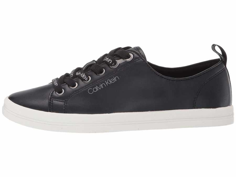 Calvin Klein Women Black Maraselle Lifestyle Sneakers