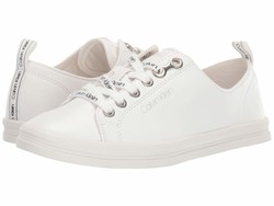 Calvin Klein Women White Maraselle Lifestyle Sneakers - Thumbnail