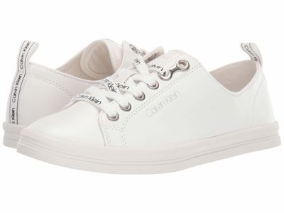 Calvin Klein Women White Maraselle Lifestyle Sneakers