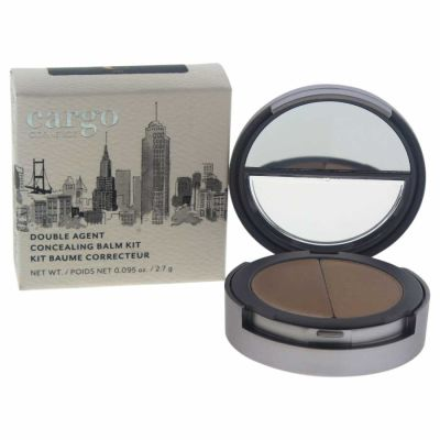 Cargo - Cargo Double Agent Concealing Balm Kit - 2N Light 0.095 oz