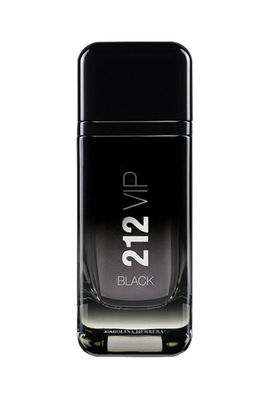 Carolina Herrera - Carolina Herrera 212 Vip Black 100 ML EDT Men Perfume (Original Tester Perfume)