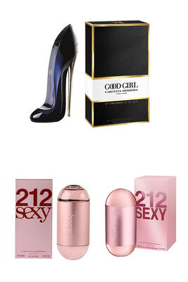 Carolina Herrera - Carolina Herrera Best Selling Women Original Perfume Set