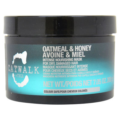 TIGI - Catwalk Oatmeal & Honey Intense Nourishing Mask 7,05oz