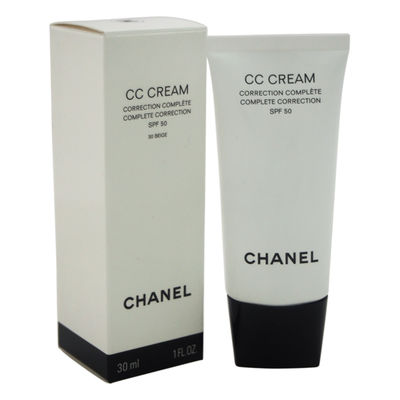 Chanel - CC Cream Complete Correction SPF 50 - # 30 Beige 1oz