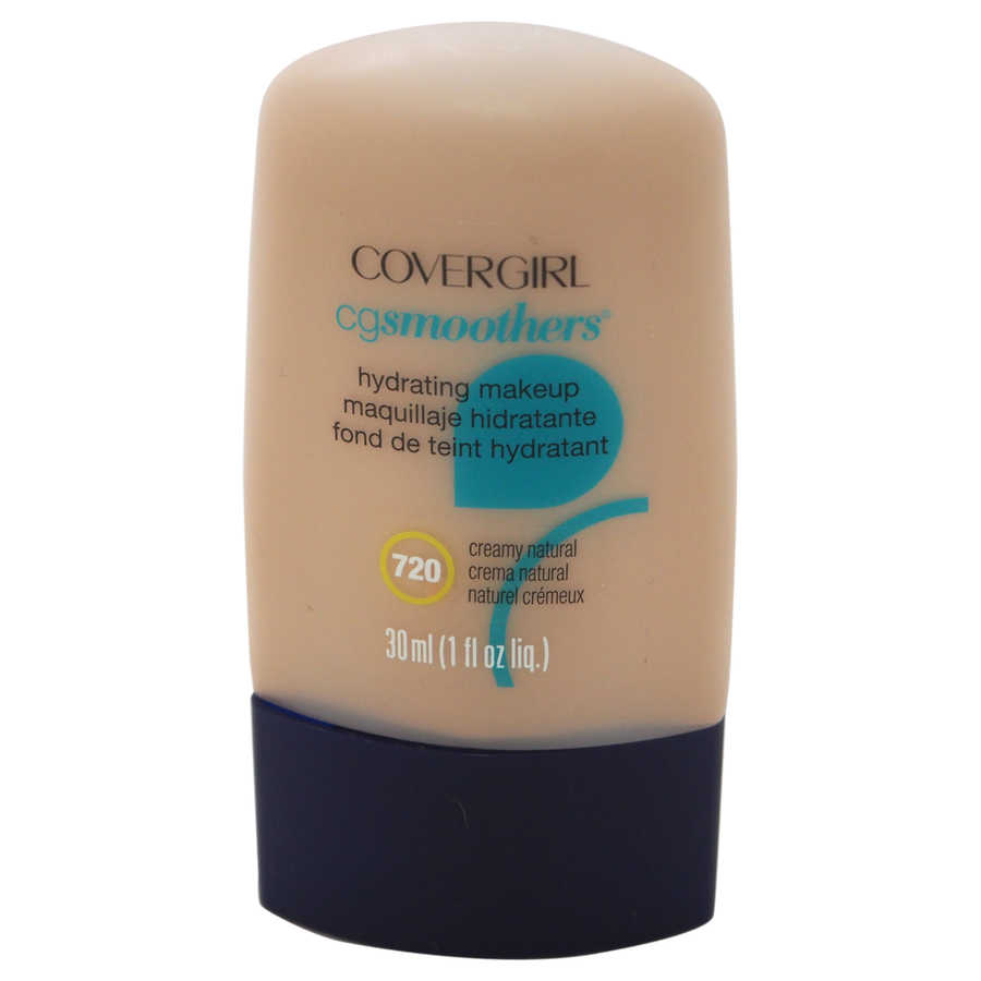 CG Smoothers Hydrating Make-Up - # 720 Creamy Natural 1oz