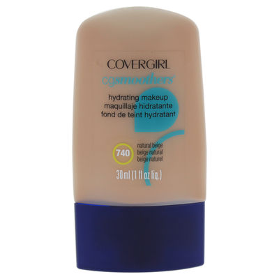 CoverGirl - CG Smoothers Hydrating Make-Up - # 740 Natural Beige 1oz