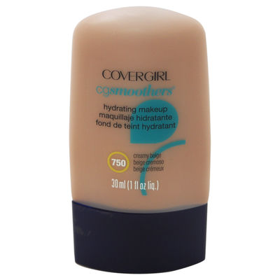 CoverGirl - CG Smoothers Hydrating Make-Up - # 750 Creamy Beige 1oz
