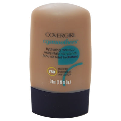 CoverGirl - CG Smoothers Hydrating Make-Up - # 760 Classic Tan 1oz