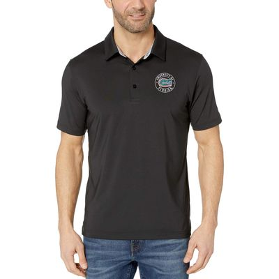 Champion College - Champion College Black Florida Gators Solid Polo
