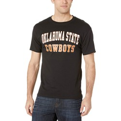 Champion College Black Oklahoma State Cowboys Jersey Tee - Thumbnail