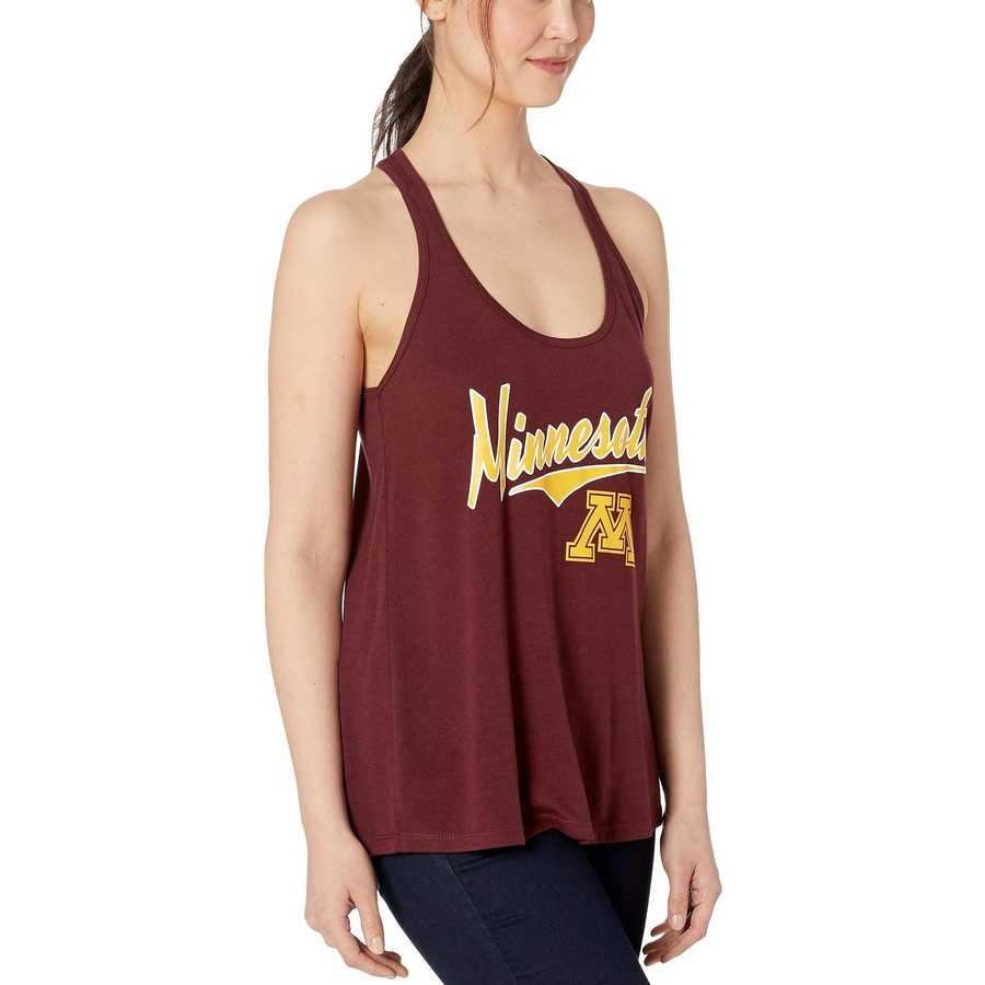 Champion College Maroon 1 Minnesota Golden Gophers Eco Swing Tank Top