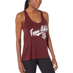 Champion College Maroon 3 Texas A&M Aggies Eco Swing Tank Top - Thumbnail